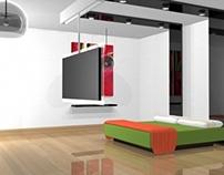 3D Room Modeling