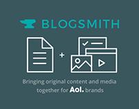 Blogsmith CMS