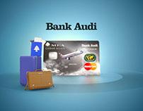 Bank Audi / Cedar Miles Card