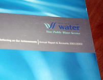 Annual Report & Accounts for West of Scotland Water