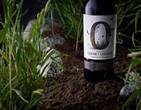 Natural Wine Label Design - Zero Sulfiti