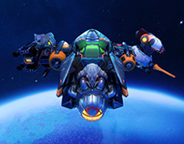 Starlink Starship Shipbuilder