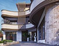 Curvy Villa