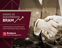 Eventos de Investimentos Bradesco Asset Management