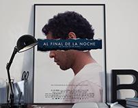 Movie Poster   Al final de la noche