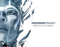 Sinthetic Change (Photoshop project)