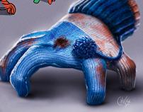Lisoform's Monster clothes concept