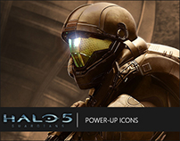 Halo 5: Guardians | Power-Up Icons