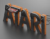 Atari - 3D Type