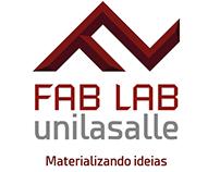 Fab Lab Unilasalle - Proposta de Identidade Visual