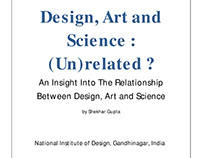 Demystifying Design, Art and Science!