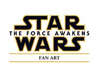 Star Wars Fan Art Collab