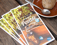 Pozible - Layout and Photography