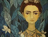 """Frida Kahlo """"Mujeres"""""""