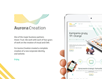Aurora Creation (website)