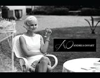 Andrea Osvart | Logo Design