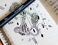 Doodle Photoshoot Session 1: Show Off Your Doodles!