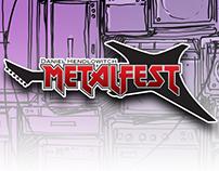 Metalfest Card Game