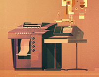James Gilleard - Computers