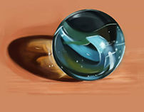 Marble  Fast Sketch  Fast Study Photoshop