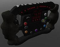 rFactor - indy steering wheel