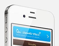 SIF (Secours Islamique France) Mobile App