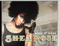 "Shea Rose ""Rock N' Rose"" Album Shoot..."