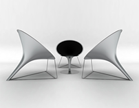 Trumpet chairs
