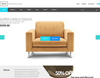 Koorsi - All In One PSD Template