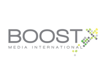 Boost Media International Logo