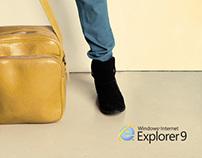 Internet Explorer // Layout Adv Proposal