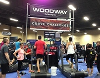Woodway USA - Curve Challenge