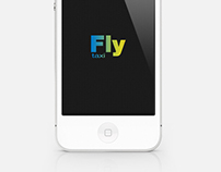 Fly Taxi Mobile App