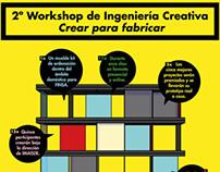 2º Workshop Crear para fabricar con Imaisde & FINSA