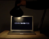 Osvaldo Matos: Reactive (photo-sensitive) Logotype