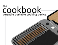 Cookbook Portable cooking device