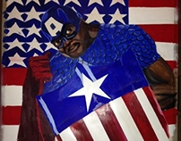 black superheros