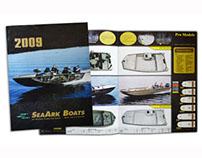 Catalog for Boat Company