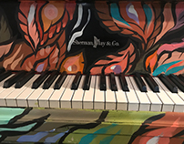 Pianos in the Park | 179 Grand Piano