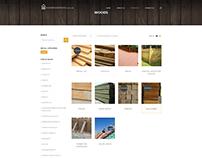 Aserraderos Website Design https://www.aserraderos.com
