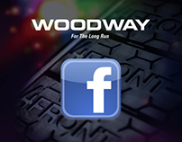 Woodway USA - Facebook Imagery