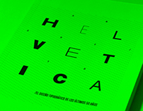 """An Ode to Helvetica"" Editorial"
