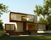 Przebudowa Kostki / PRL Cube House Redevelopment