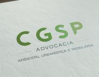 Criação de Identidade Visual - CGSP
