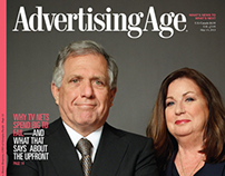 May 13, 2013 print cover of Advertising Age