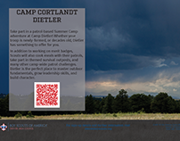 Camp Dietler - Postcards