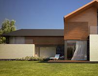 Dom w Niekaninie / House in Niekanin