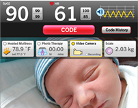 Hospital Nursery Device Interface