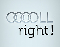 Audi Summer Service // Layout Adv Proposal