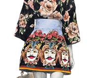 Dolce & Gabbana 2013 S/S